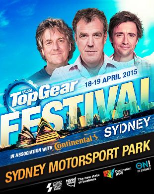 BBC Top Gear Festival