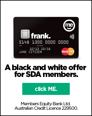 ME Bank Frank
