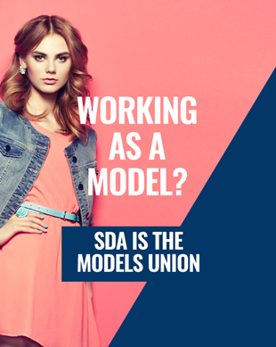 SDA is the models union